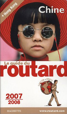 Le guide du Routard pour la Chine