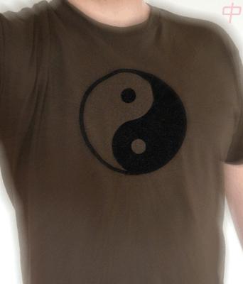 Yin Yang, l'harmonie des contraires.